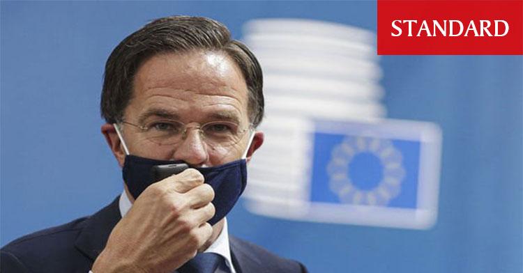 Avrupa'da ikinci hükümet krizi Hollanda'da