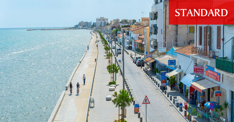 En fazla Kıbrıslı Türk malı kullanımı Larnaka'da