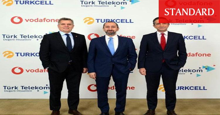 Türkiye'de telekom şirketleri mesajlaşmada işbirliğine gitti